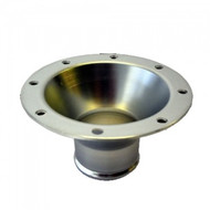 newton equipment part number  2 inch remote fuel fill funnel for remote mounting 600 series aircraft flush mount fuel filler caps from british american transfer.