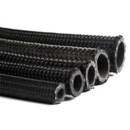 -3AN -4AN -6AN -8AN -10AN -12AN BLACK BRAIDED FUEL LINE SIZES