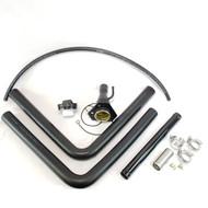 2020 Silverado Bed takeoff Service Body Conversion Filler Neck Kit (GAS)