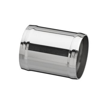 "1-5/8"" Inch Fuel Filler Hose Joiner Coupling. 41mm (STAINLESS STEEL)"