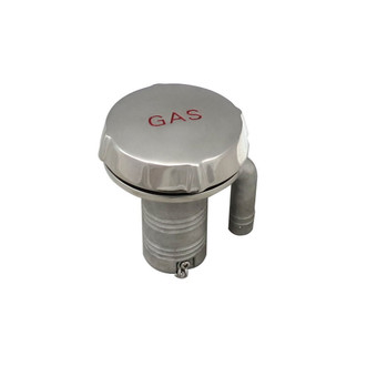 """4 Breeze All 316 Stainless Steel Marine Grade Hose Clamps 2-3//8/"""" to 3-1//8/"""""""