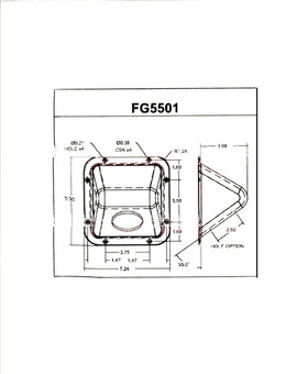 55° Aluminum Fuel Filler Neck Housings Buckets And Protectors