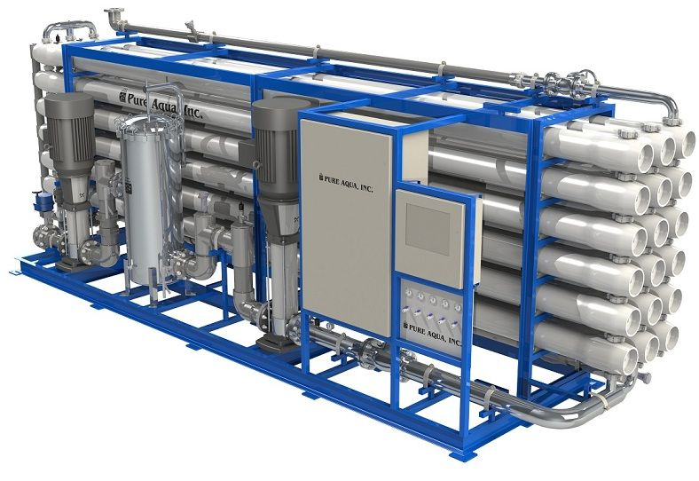 what is reverse osmosis for industrial & commercial RO systems?