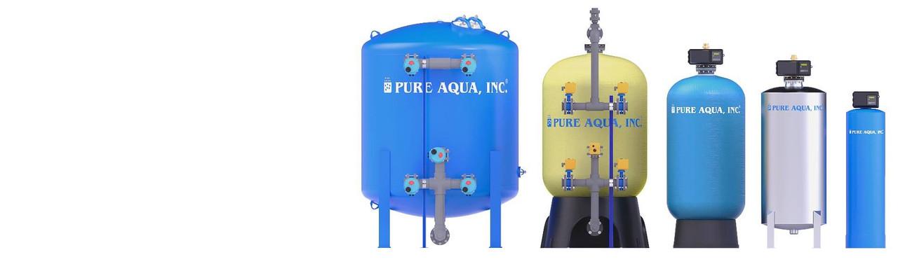 Sistemas personalizados de purificação de água