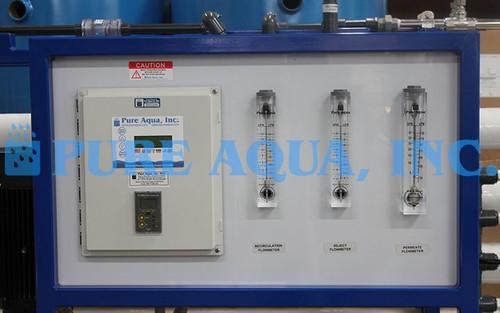 Sistema de Nanofiltração 27,000 GPD - Austrália