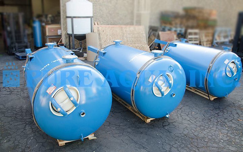 Filtros Multimídias 3 X 126 GPM - Canadá