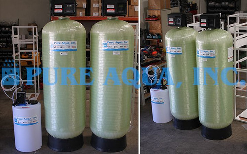 Filtros De Areia Verde 24 GPM - Chile