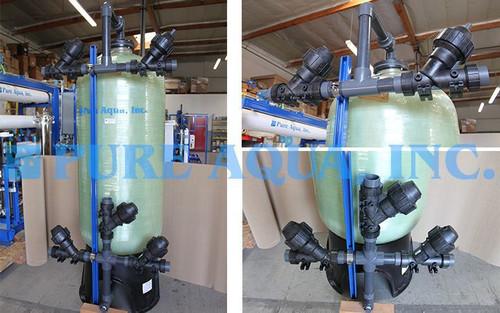 Unidade de Filtração Multimídia 49 GPM - EUA