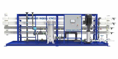 Sistema de Osmose Reversa Industrial para Água Salobra RO-500