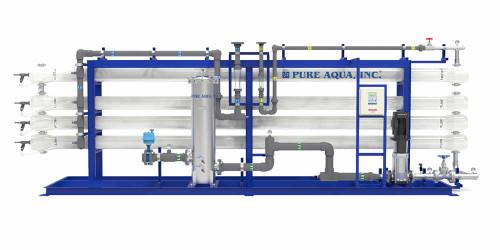 Sistemas Industriais de Osmose Reversa RO-400