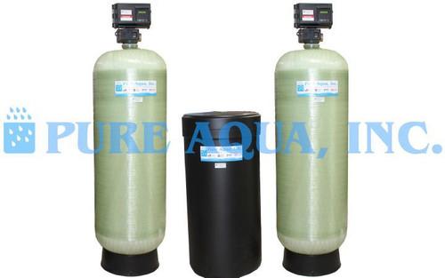 Descalcificador Duplo Alternado de Água 86,000 GPD - EUA