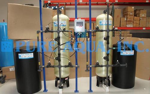 Descalcificadores de Água 2X 27,400 GPD - Equador