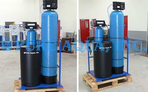 Sistema de Descalcificação de Água 15,000 GPD - EUA