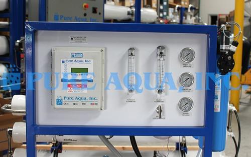Kit Comercial de OR da Água do Mar 3,000 GPD - Arábia Saudita