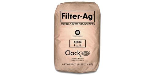 Material de Filtragem de Filtro-Ag da Clack