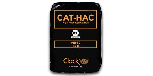 Material de Filtragem CAT-HAC da Clack