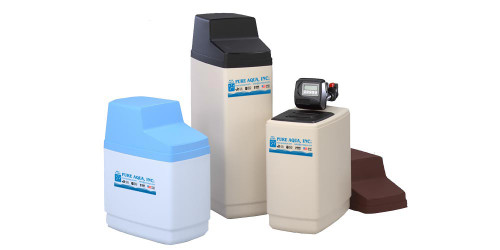 Sistema de Amaciador de Água de Ponto de Uso