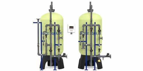 Deionizador de Água Industrial DM-6100