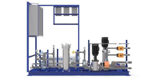 Sistemas de Electrodeionização EDI
