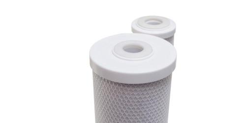 Cartuchos de bloco de carbono e cartuchos GAC