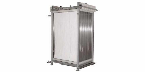 Sistema de Tratamento de Águas Residuais com BioReactor de Membrana em Contentor (MBR-C)