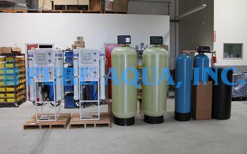 Conjunto de Osmose Reversa de Água da Torneira 9,000 GPD to 7,200 GPD - Canadá