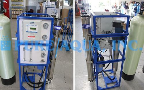 Dispositivo de Osmose Reversa de Água da Torneira 3,000 GPD - Egito