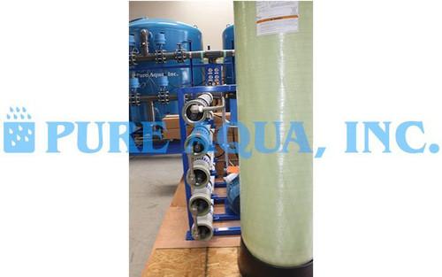 Máquina Comercial de Osmose Reversa de Água do Mar 4,700 GPD - Singapura