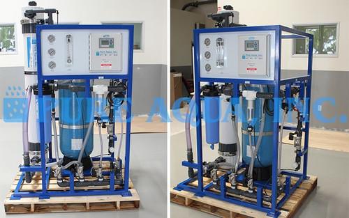 Sistema de Ultrafiltração 28,800 GPD - Colômbia