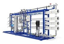 water nanofiltration nf membranes systems, industrial & commercial