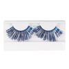 Blue/Silver Metallic Eyelashes by Lash Stuff