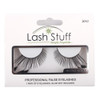 Black Feather False Strip Eyelashes - Set 3010