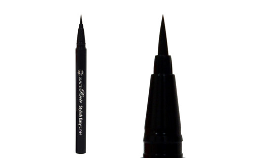 Eyelash Extension Eyeliner that is safe to use with eyelash extensions and will not break down the eyelash extension adhesive.