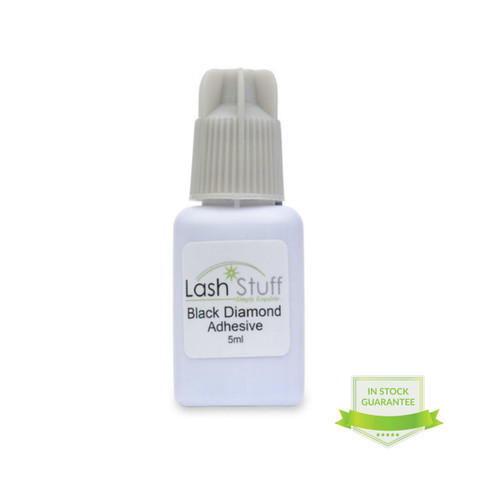 Black Diamond Eyelash Extension Adhesive 5ml