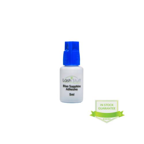 Blue Sapphire Adhesive Eyelash Extension Adhesive LashStuff.com