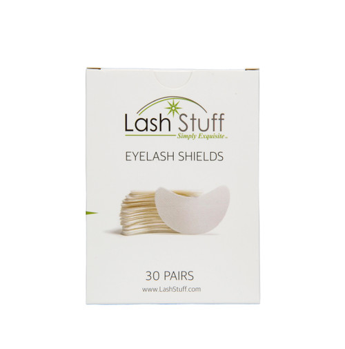 Eyelash Shields used for tinting eyelashes
