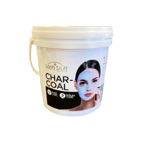 Charcoal jelly facial mask