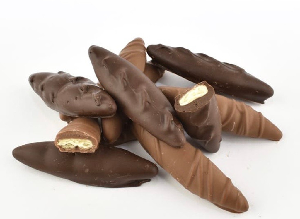 Chocolate Covered Crackers