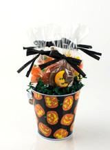 Halloween Tin Bucket