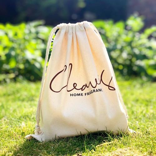 Cleave's Drawstring Bag