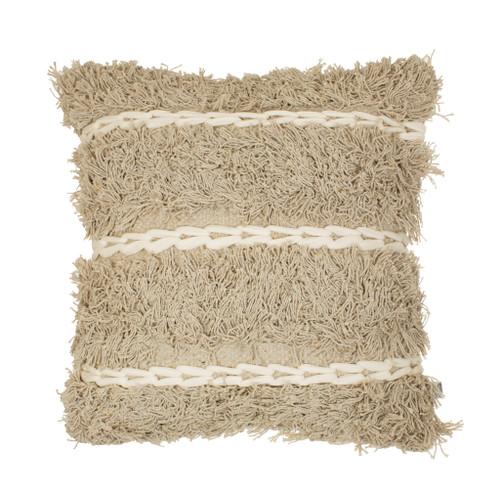 Blanca Tufted Stripe Cushion