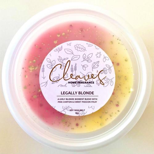 Legally Blonde 8oz Pie