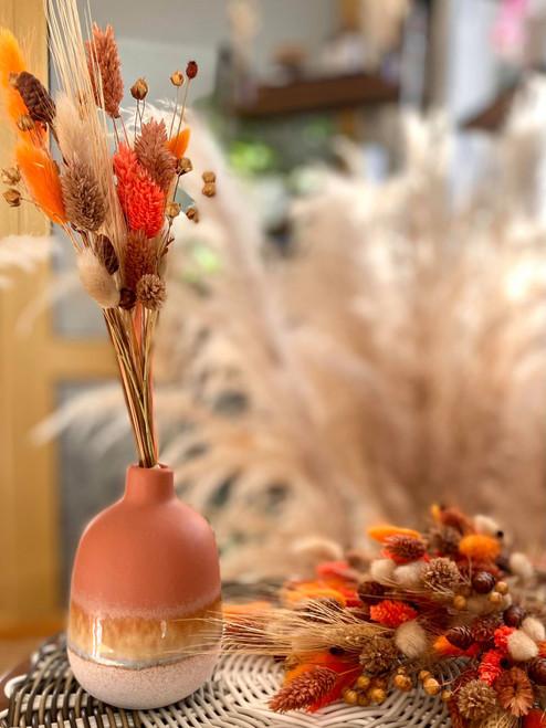 Pumpkin Spice Small Posy