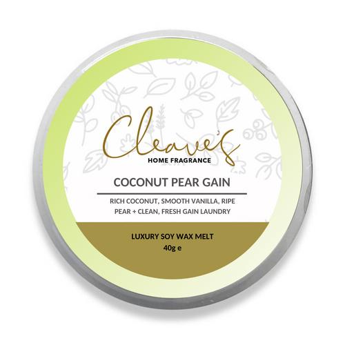Coconut Pear Gain