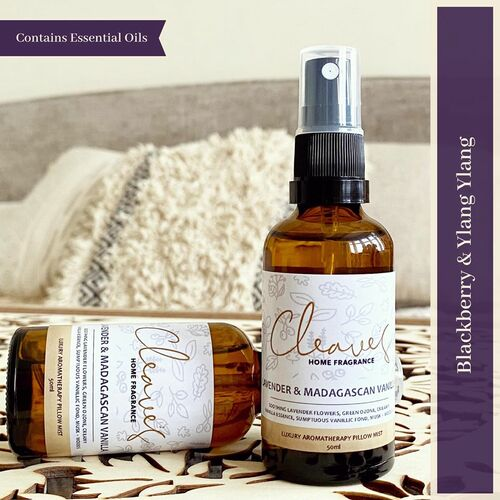 Blackberry & Ylang Ylang Pillow Mist