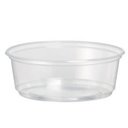 Replacement ORIGINAL 8oz Pie Tubs & Lids x 3