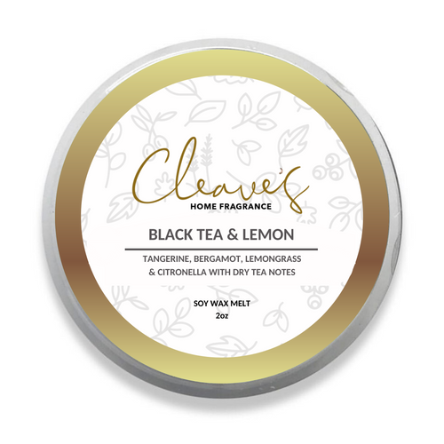 Black Tea & Lemon