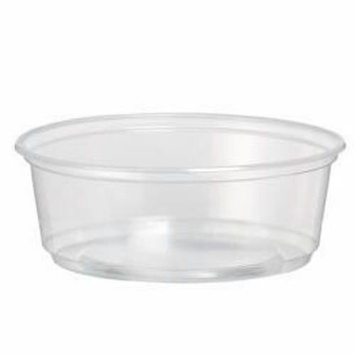 Replacement LARGE 9oz Pie Tubs & Lids x 3