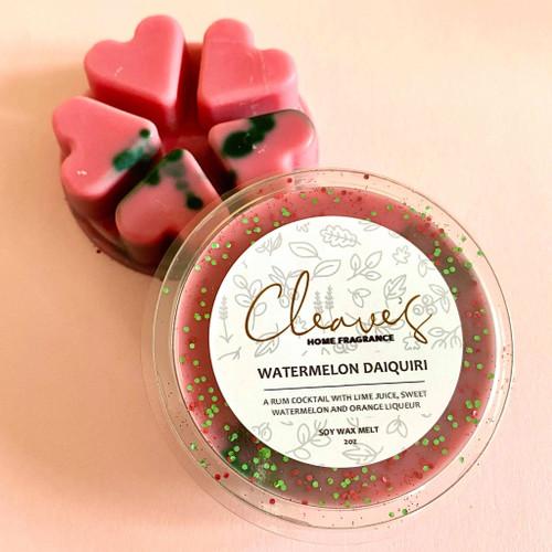 Watermelon Daiquiri Heart Tub