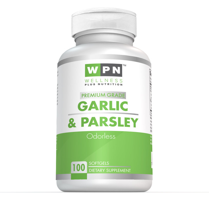 Garlic & Parsil | 100 softgels